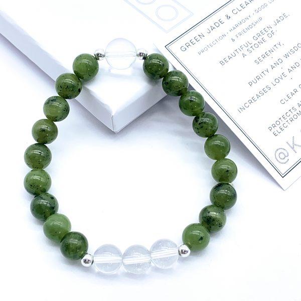 Kaysoo 'Original' Green Canadian Jade